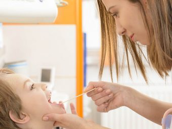 Strep Throat In Children: Symptoms, Home Remedies And Treatment