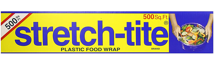 Stretch-Tite Plastic Food Wrap