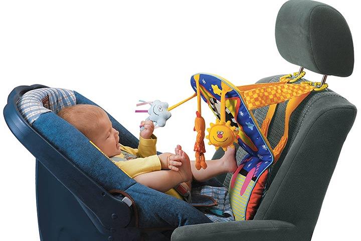 Taf Toys Toe Time Infant Car Seat Toy