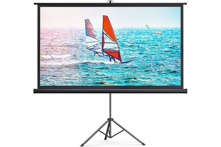 TaoTronics Projection Screen With Stand