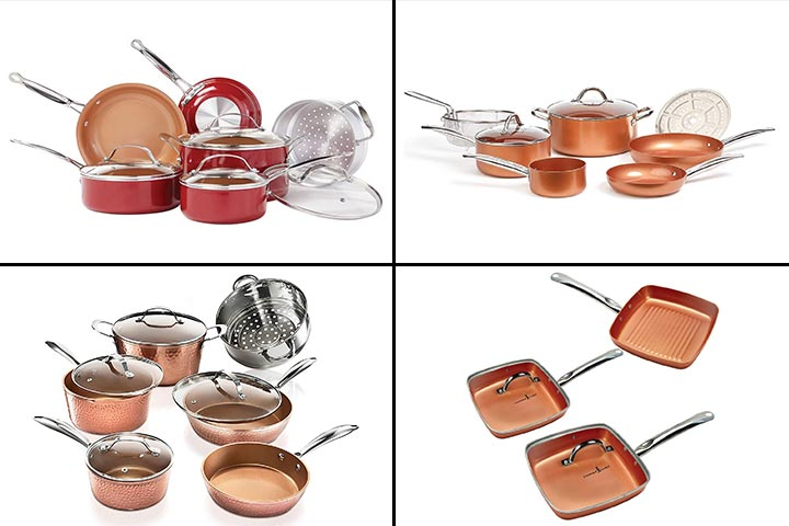 The 15 Best Copper Cookware Sets To Buy In 20201