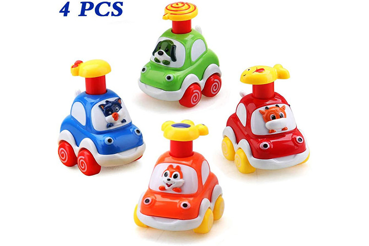 The Amy & Benton Store Baby Toy Cars