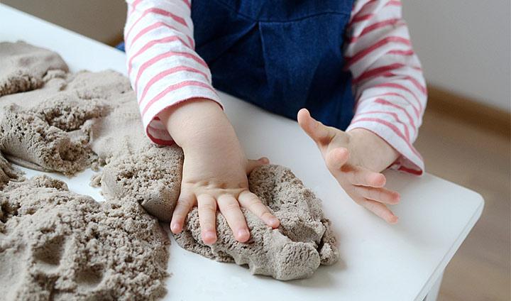 The Basic Kinetic Sand