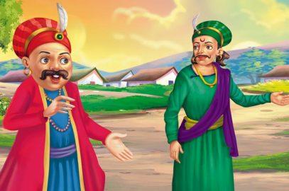 अकबर-बीरबल की कहानी: सोने का खेत | The Golden Farm Story In Hindi