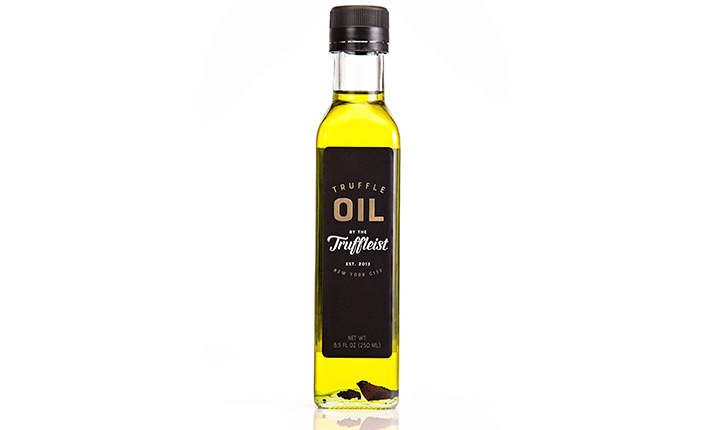 The Truffleist Black Truffle Oil