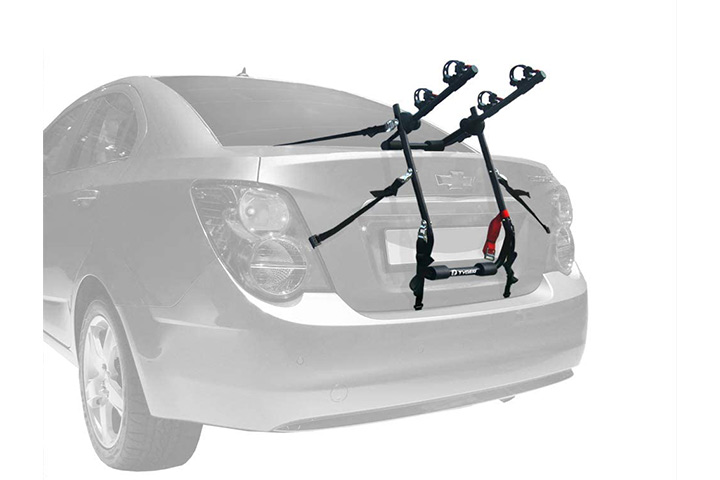 Tyger Auto Trunk Mount Bicycle Carrier Rack