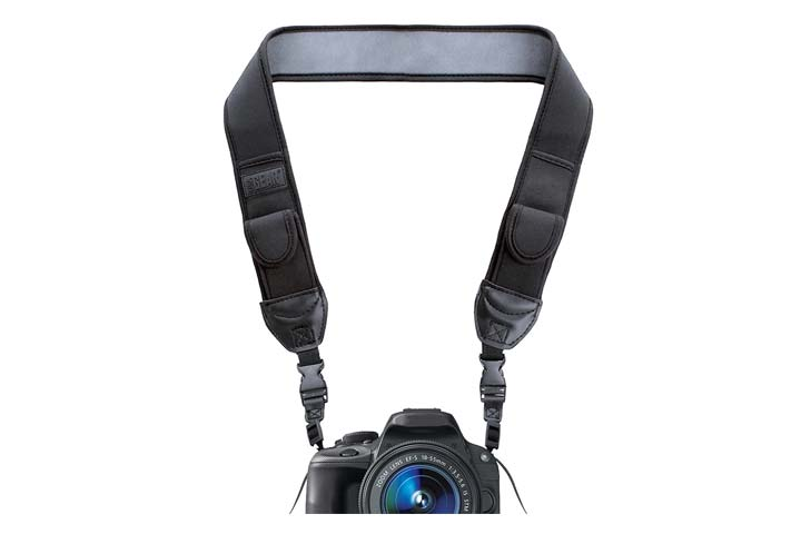 USA Gear TrueSHOT Camera Strap