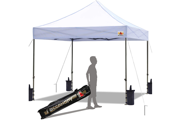 ABCCANOPY Pop Up Canopy Tent Commercial