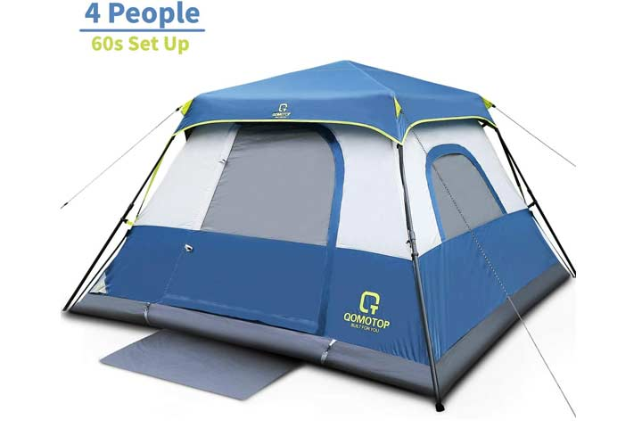 Waterproof Camping Tent by OT QOMOTOP