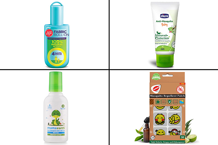 13 Best Mosquito Repellents For Babies In India In 2020