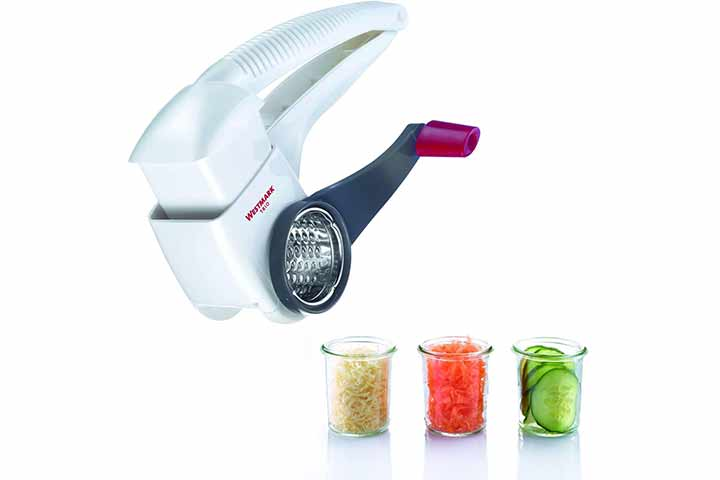 Westmark Trio Rotary Grater
