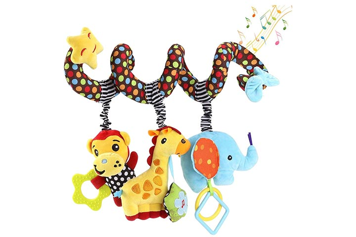 Willway Hanging Toys for Car Seat