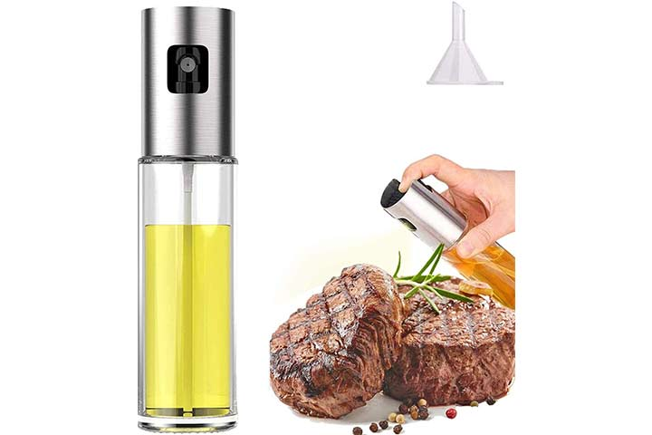 Woohubs Olive Oil Sprayer for Cooking