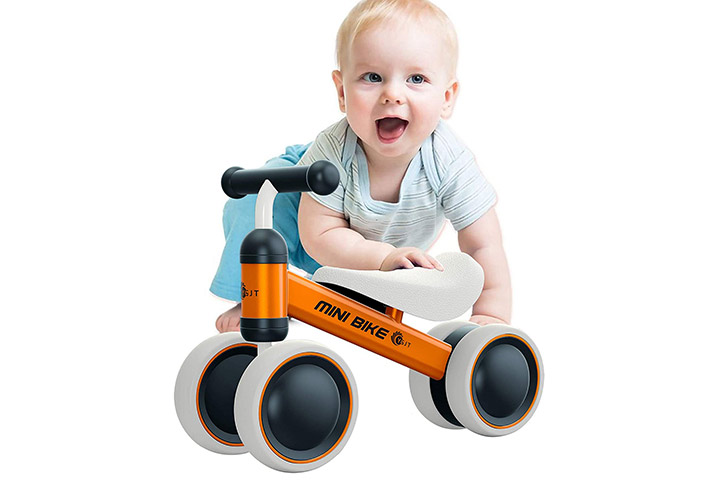 YGJT Baby Balance Bikes Bicycle Baby Walker