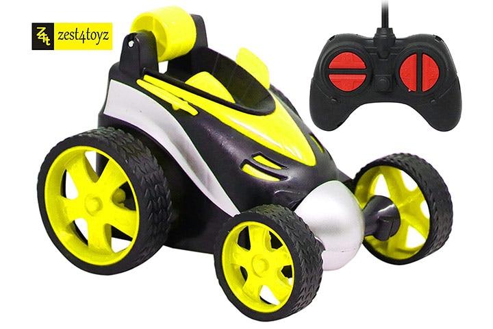 Zest 4 Toys RC Stunt Vehicle