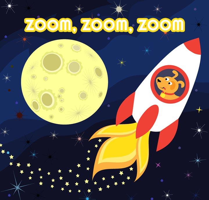 Zoom, Zoom, Zoom