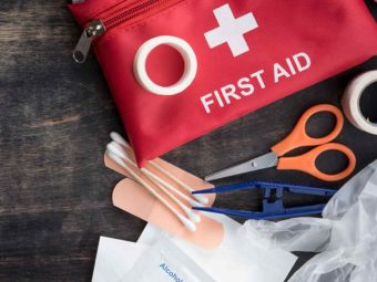 How To Build The Essential Parent First Aid Kit