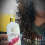 Mom & World Hair Strengthening Shampoo-defines my curls fresh scent-By renuka_nainani