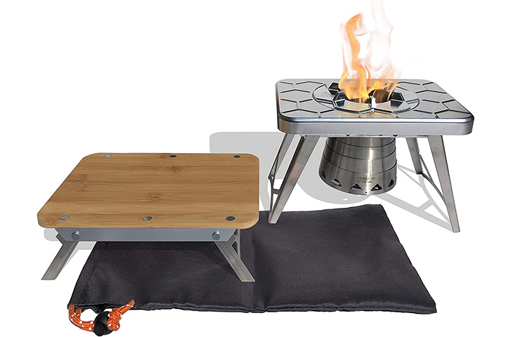 nCamp K2G Basic Compact Cooking Stove