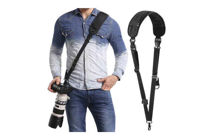 waka Professional DSLR Camera Shoulder Strap