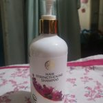 Mom & World Hair Strengthening Shampoo-For hair that shines with all its strength!!!-By pranita_kaur