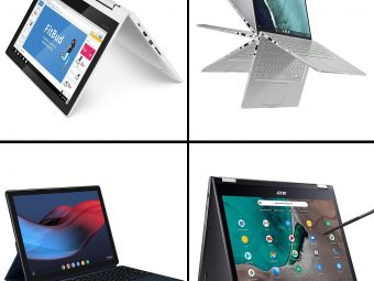 10 Best Chromebooks in India In 2020