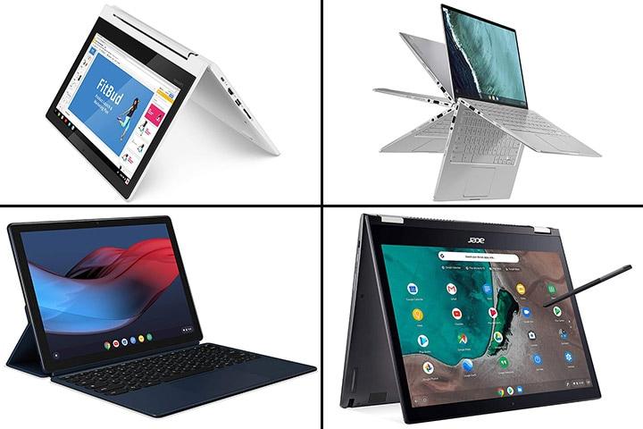 10 Best Chromebooks in India In 2020