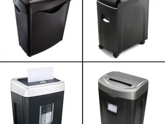 10 Best Paper Shredders Of 2021