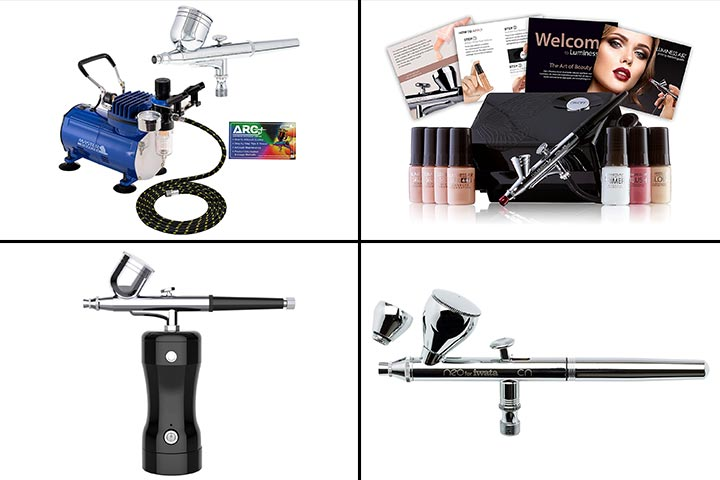 11 Best Airbrushes To Buy In 2020