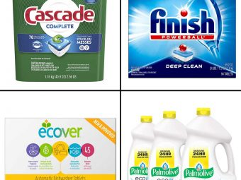 11 Best Dishwasher Detergents To Buy In 2021