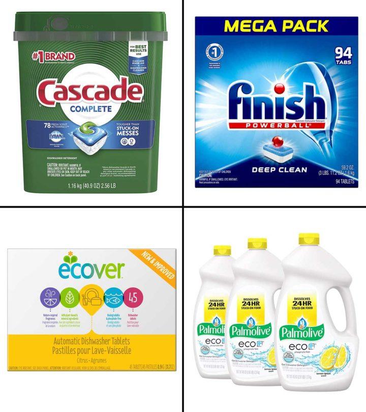 11 Best Dishwasher Detergents To Buy In 20201