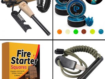 11 Best Firestarters For Camping In 2020