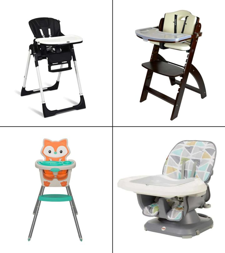 Best High Chairs for Small Spaces in 2020