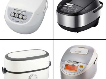 11 Best Japanese Rice Cookers To Buy In 2020