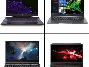 11 Best Laptops To Buy In India In 2021