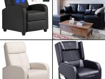 11 Best Leather Reclining Sofas To Buy In 2021