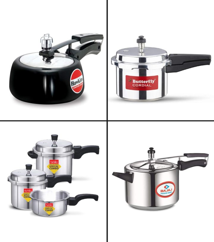 11 Best Pressure Cookers In India In 2020