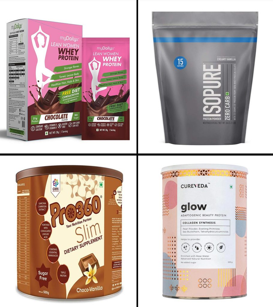 11 Best Protein Powders For Weight Loss For Females In India 2021