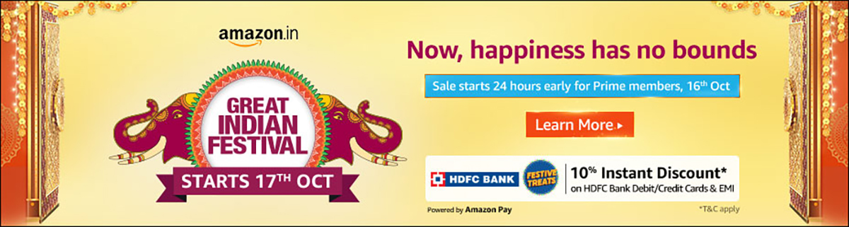Amazon's Great Indian Festival Sale: Best Deals Oan Baby Products, Toys, And Home Decor