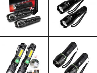 13 Best Camping Flashlights To Buy In 2020