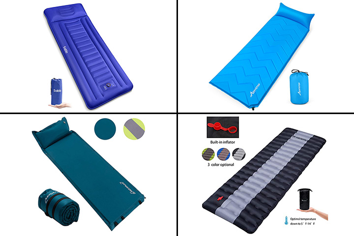 13 Best Camping Mats To Buy In 2020