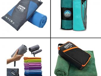 13 Best Camping Towels To Buy In 2020
