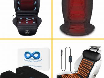 13 Best Car Seat Cushions To Buy In 2021