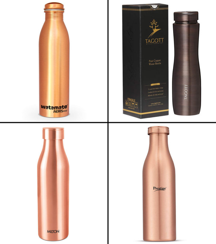 13 Best Copper Water Bottles In India For 2020
