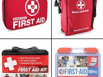 13 Best First Aid Kits For Camping In 2020