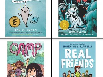 13 Best Graphic Novels For Kids In 2021
