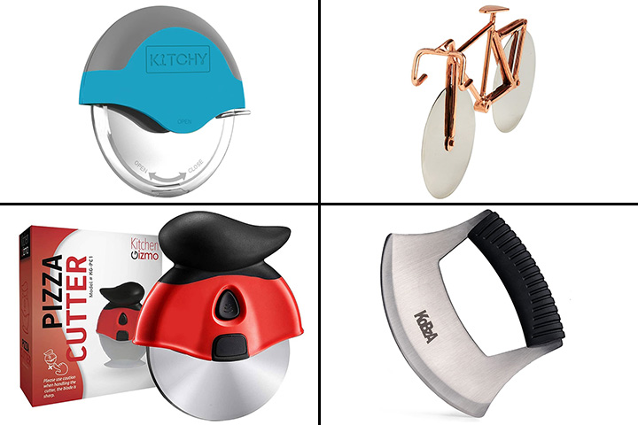 13 Best Pizza Cutters To Buy In 2020