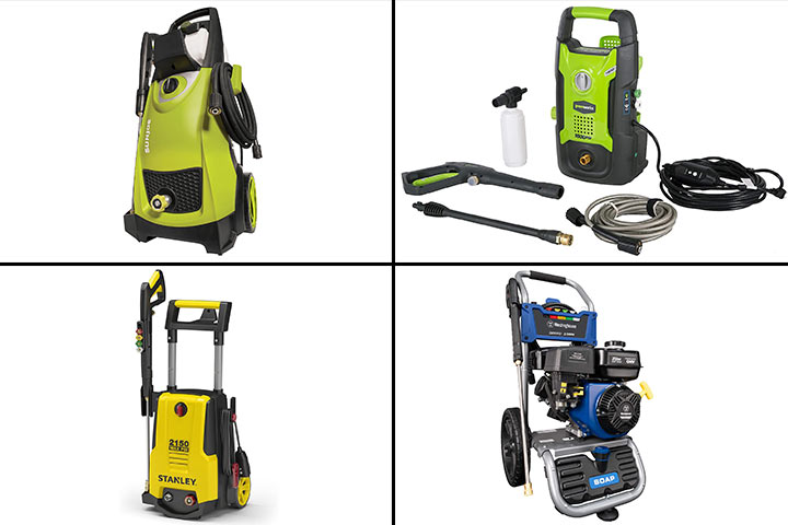 13 Best Pressure Washers To Buy In 2020