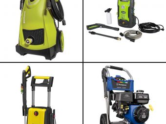 13 Best Pressure Washers To Buy In 2021