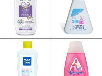 13 Best Shampoos For Kids In India In 2021